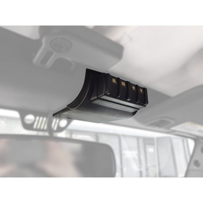 Advanced Accessory Concepts Trigger JK Overhead Switch Panel - 2008