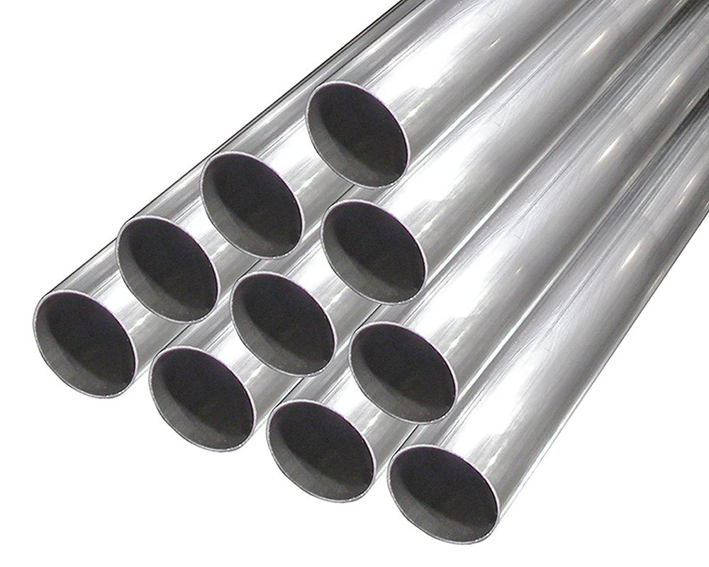 Stainless Works 4SS-6 Tubing Straight 4in Diameter .065 Wall 6ft