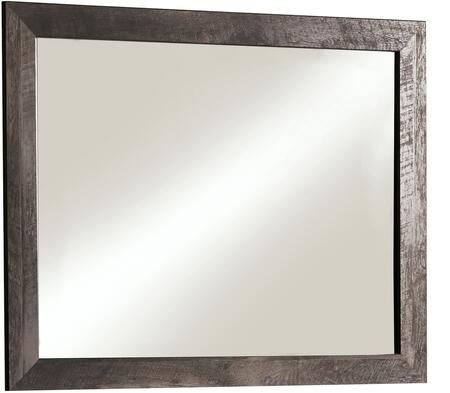 B440-36 Wynnlow Collection Bedroom Mirror with Engineered Wood Construction and Clear Reflection Glass  in