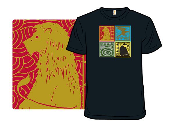 Magical Tribes T Shirt