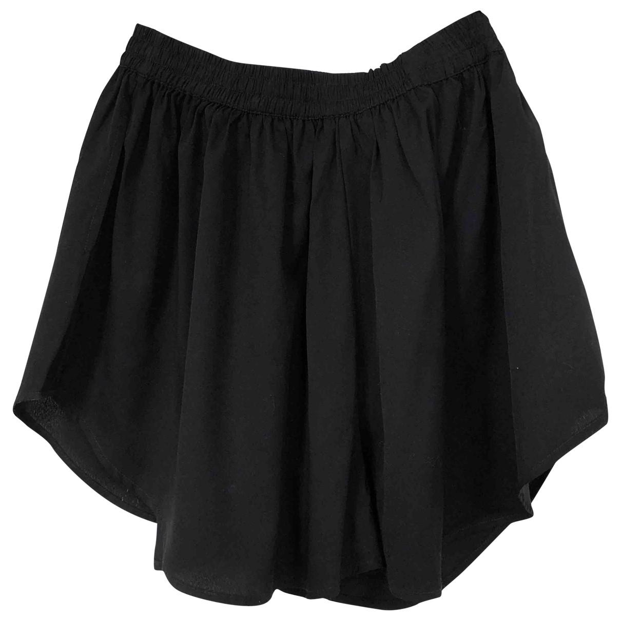 By Zoe \N Black Shorts for Women 1 0-5