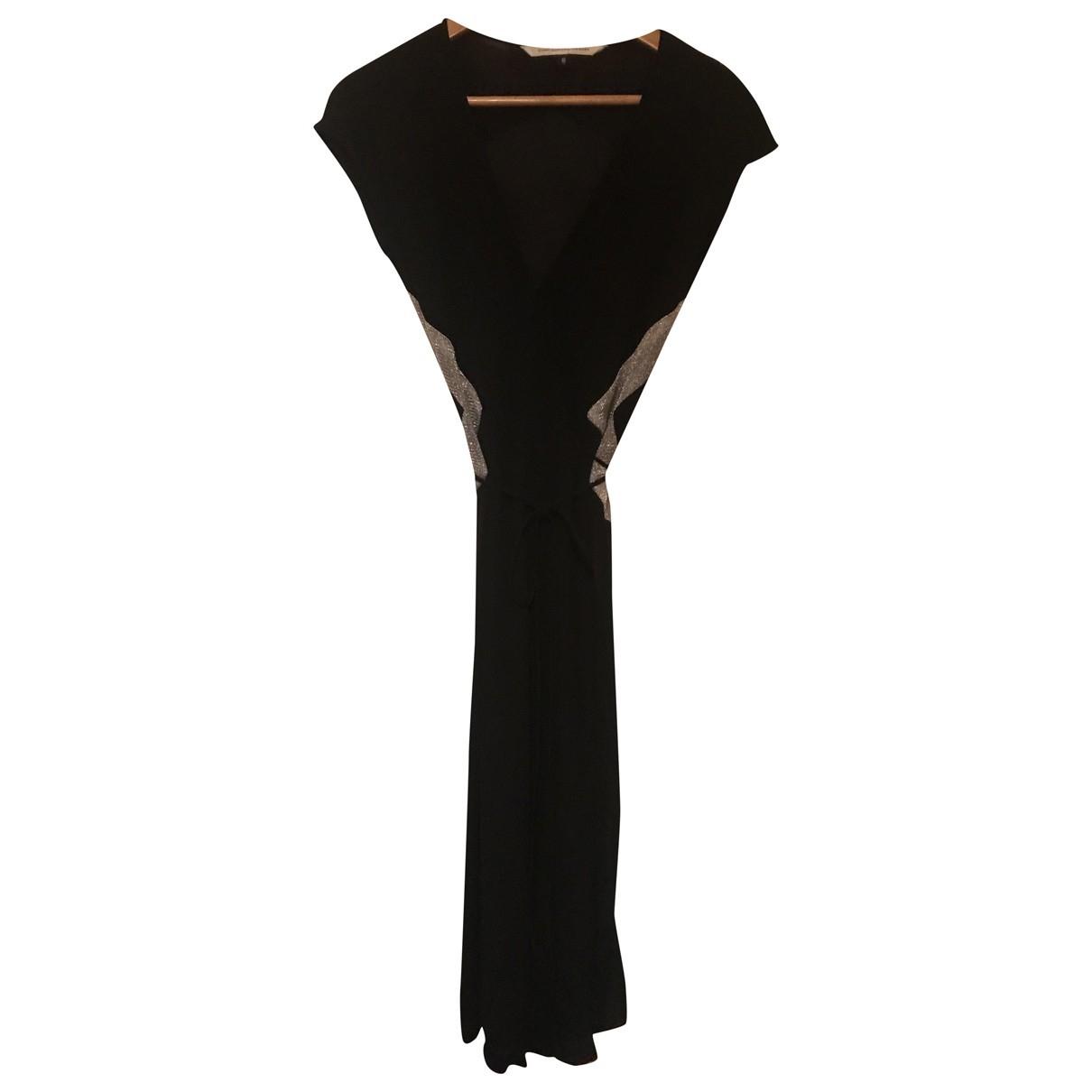 Diane Von Furstenberg N Black dress for Women 8 US
