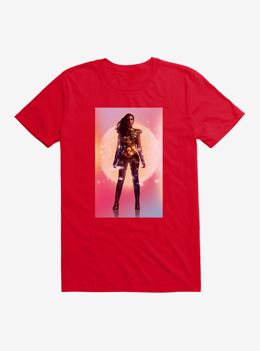 DC Comics Wonder Woman 1984 Power Stance T-Shirt