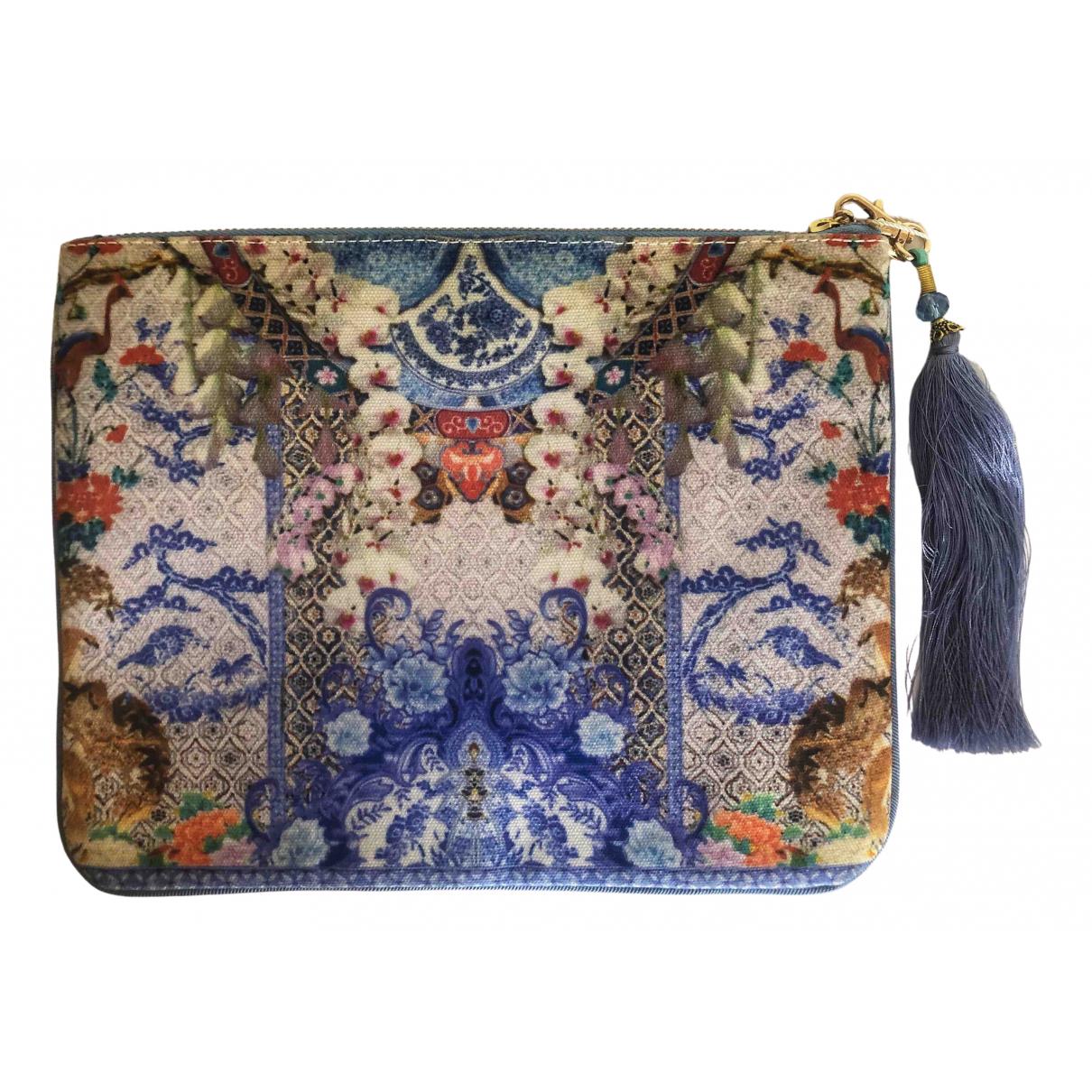 Camilla \N Blue Clutch bag for Women \N