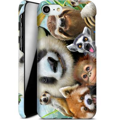 Apple iPhone 7 Smartphone Huelle - Zoo Selfie von Howard Robinson