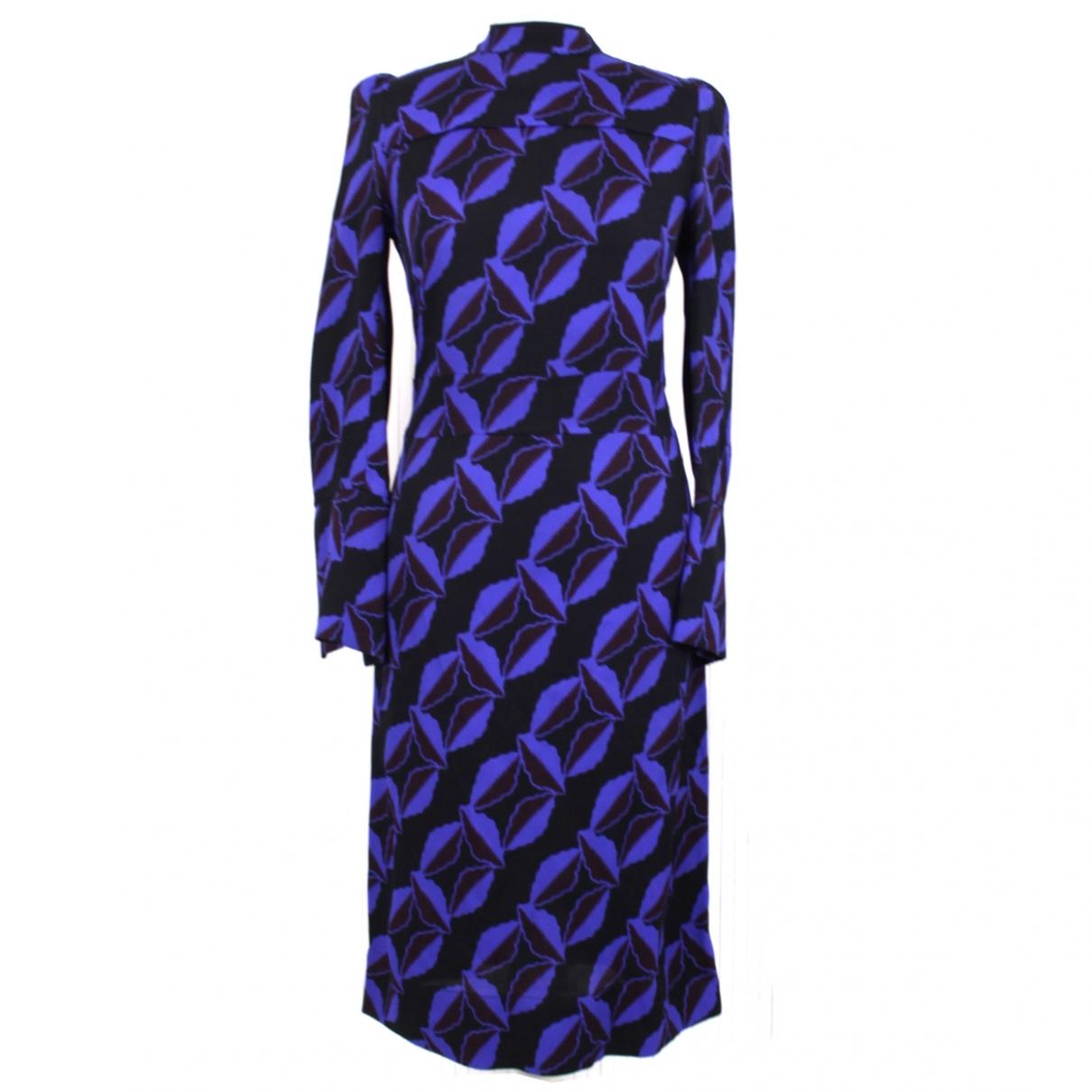 Marni \N Kleid in  Lila Viskose