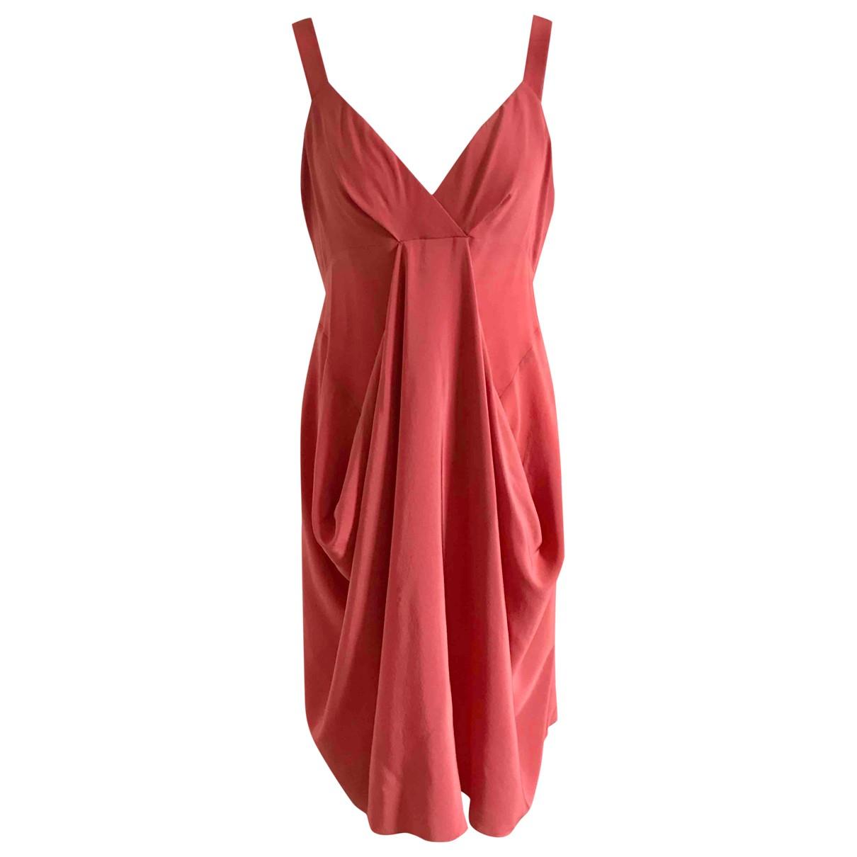 Donna Karan \N Kleid in Seide