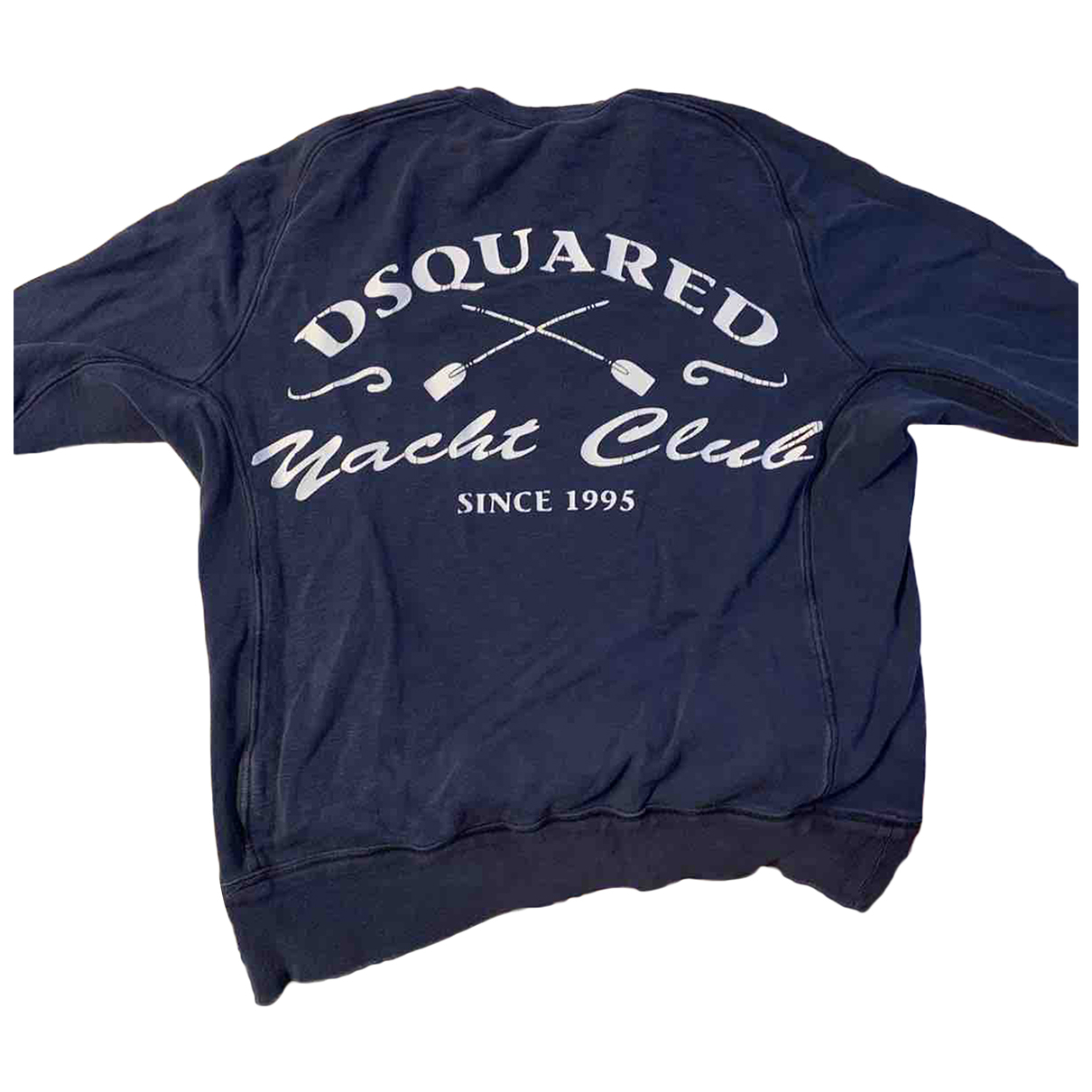Dsquared2 - Pulls.Gilets.Sweats   pour homme en coton - bleu