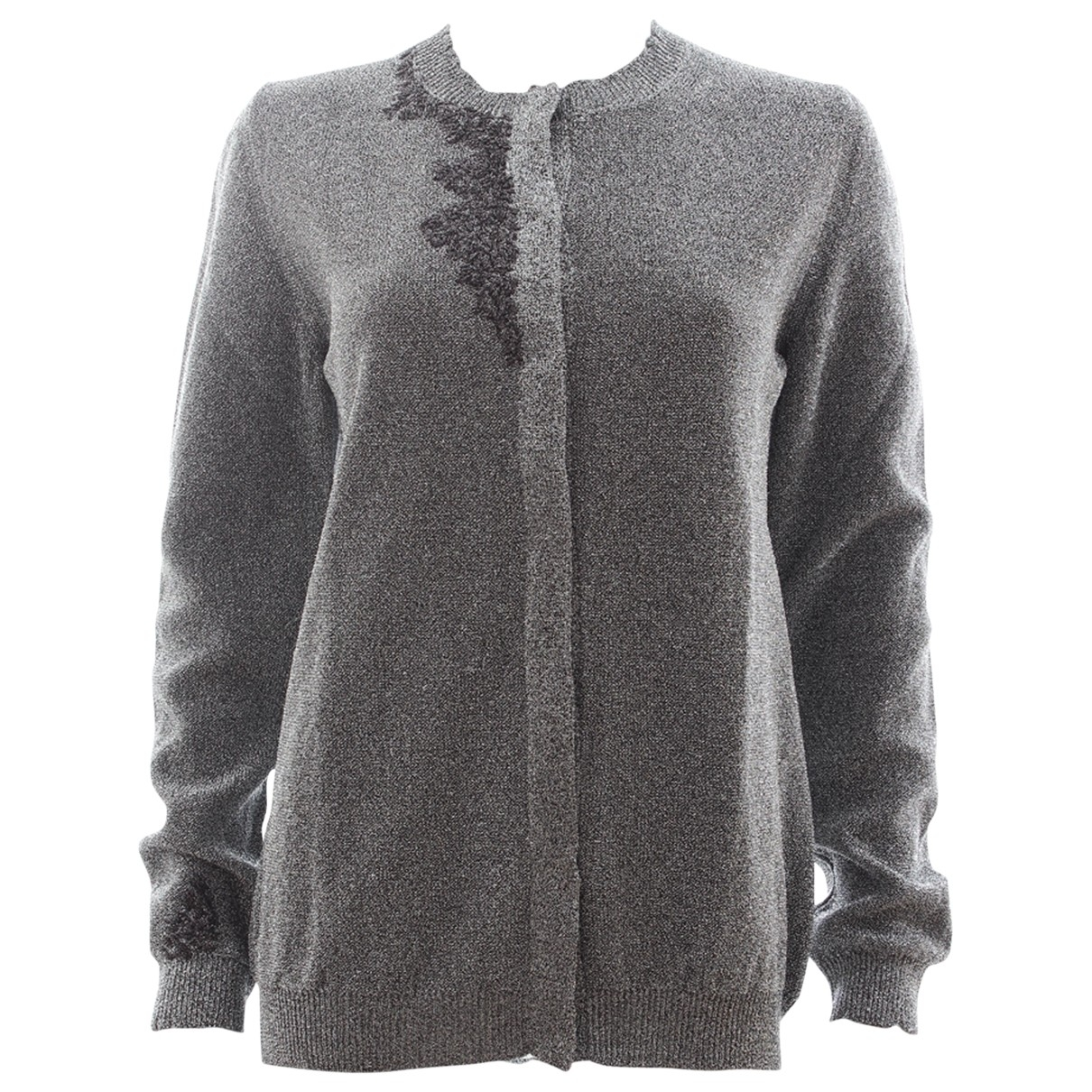 Bottega Veneta \N Silver Knitwear for Women 14 UK