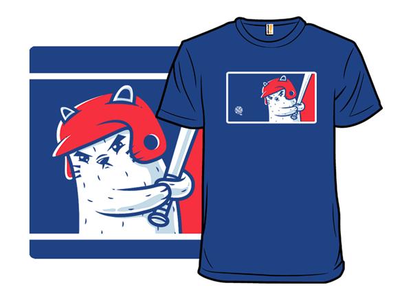 Meowjor League T Shirt