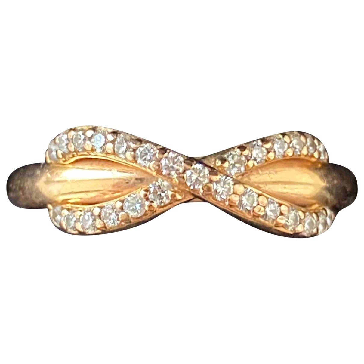 Tiffany & Co Tiffany Infinity Ring in  Rosa Rosegold
