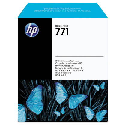 HP 771 CH644A cartouche de maintenance originale