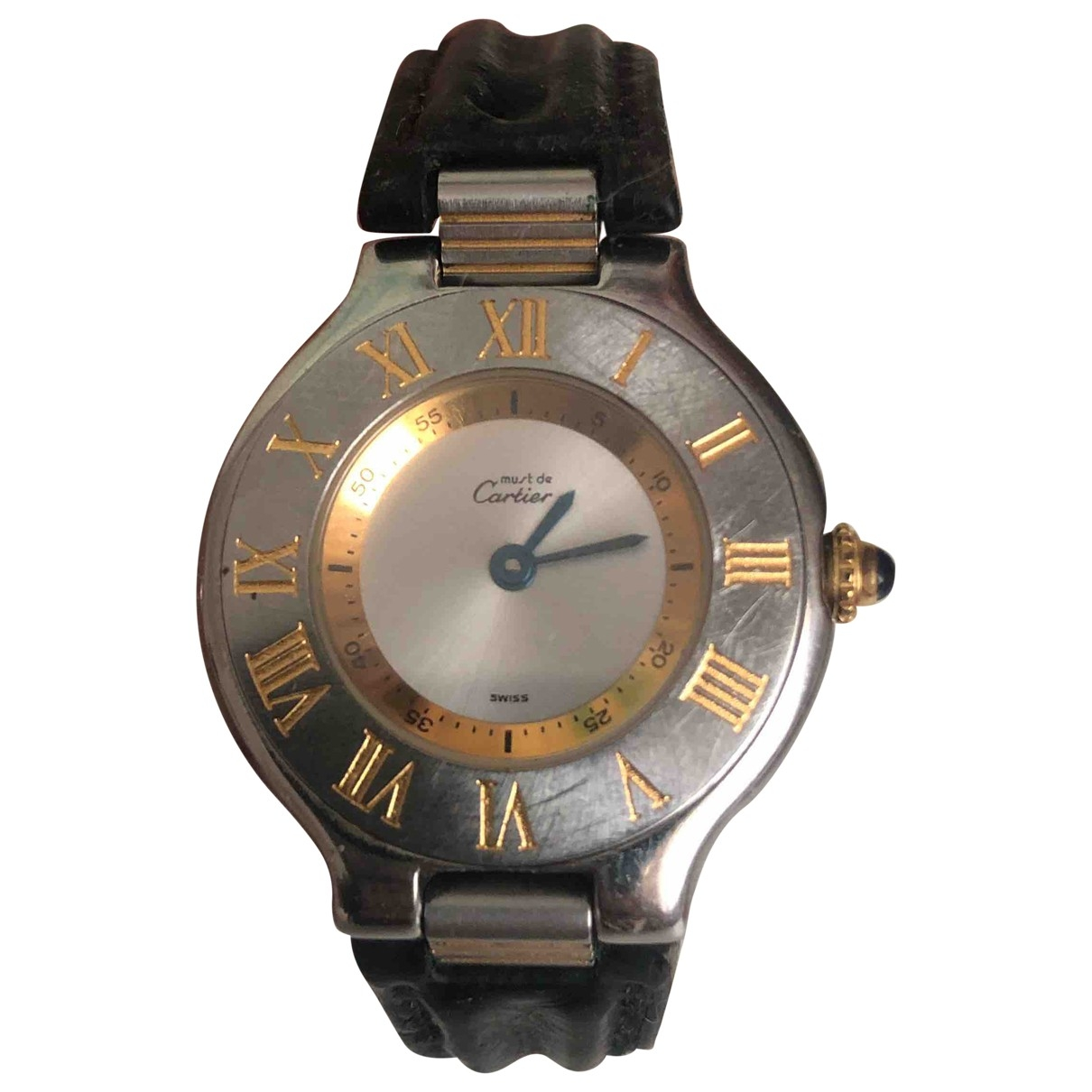Cartier Must 21 Steel watch for Women \N