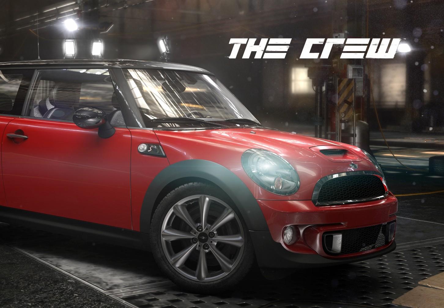 The Crew - Mini Cooper S Pack DLC Uplay CD Key