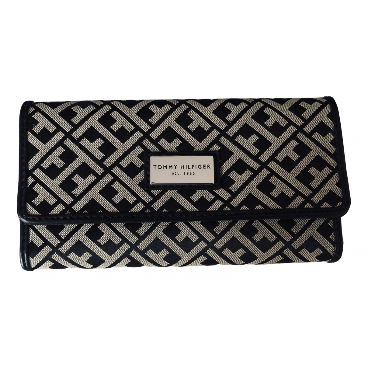 Tommy Hilfiger N Leather wallet for Women N