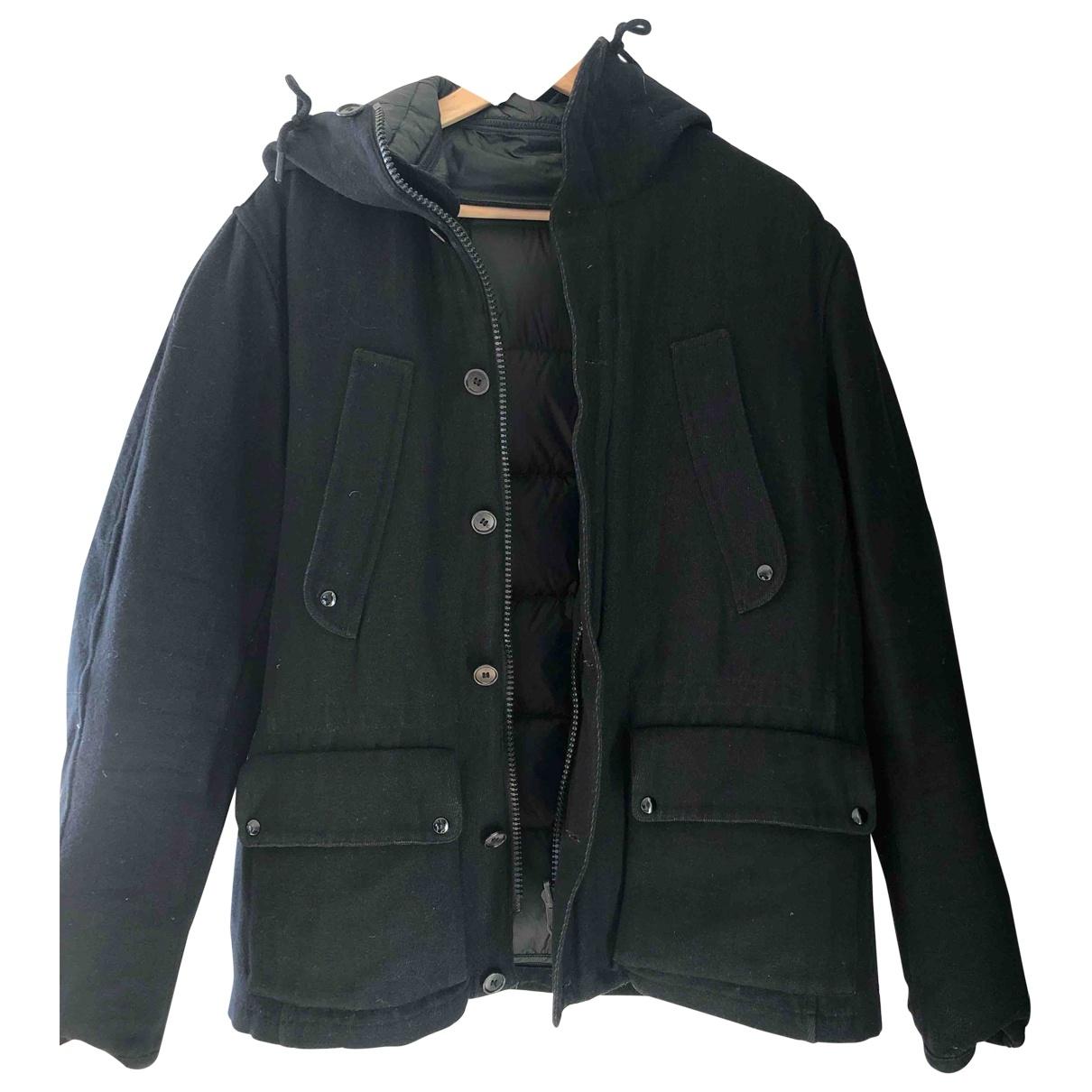 Golden Goose \N Black jacket  for Men 48 FR