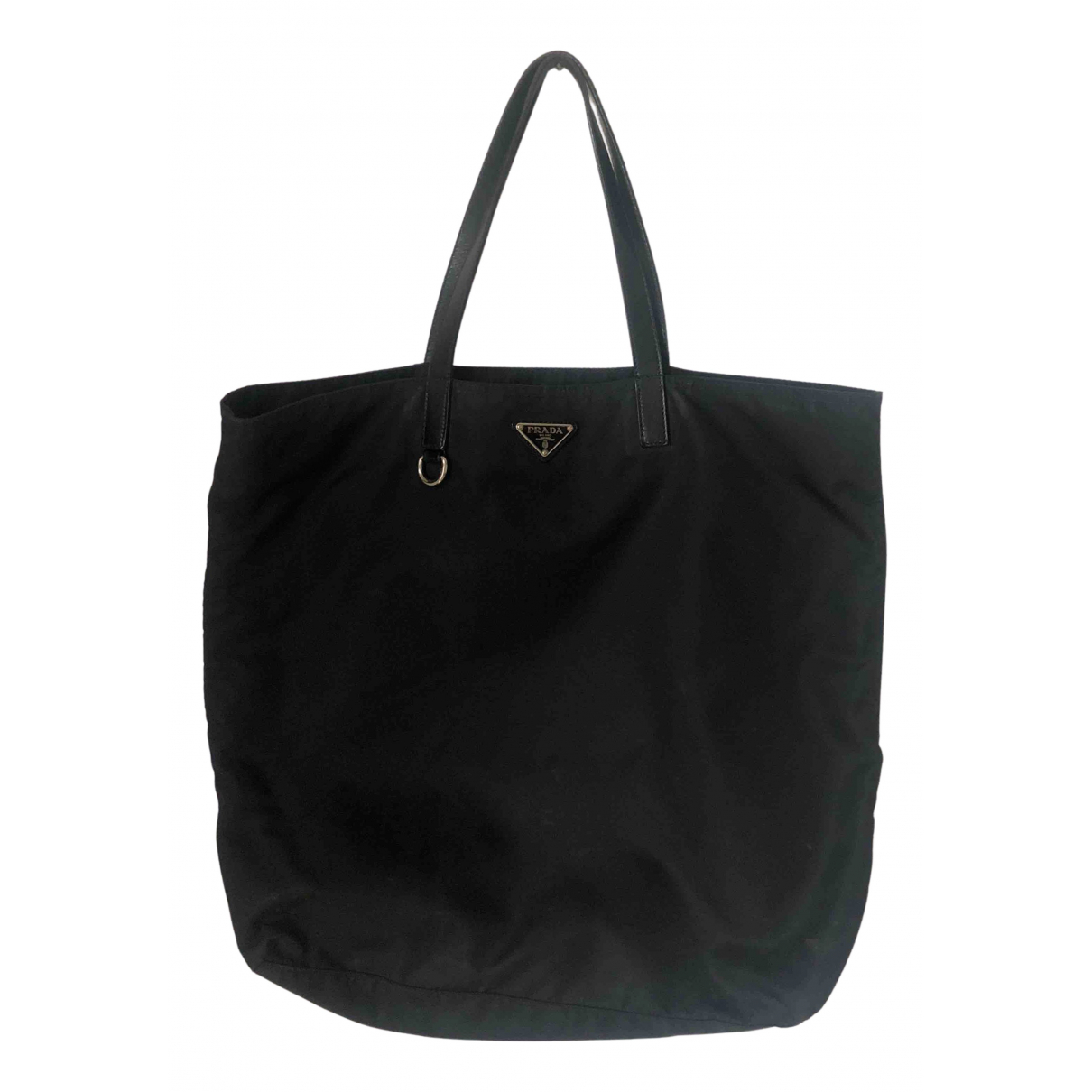 Prada N Black handbag for Women N