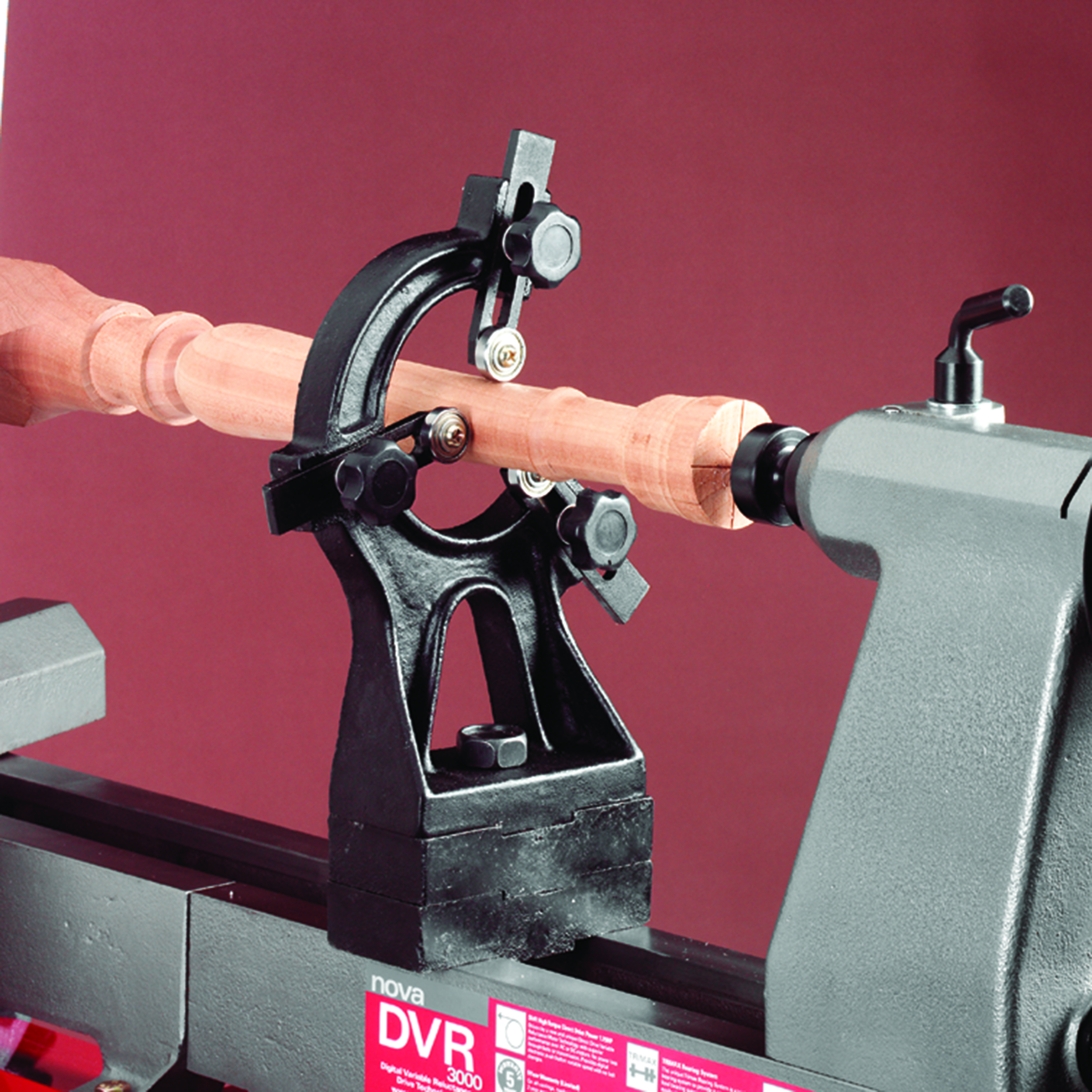 Spindle Steady Rest