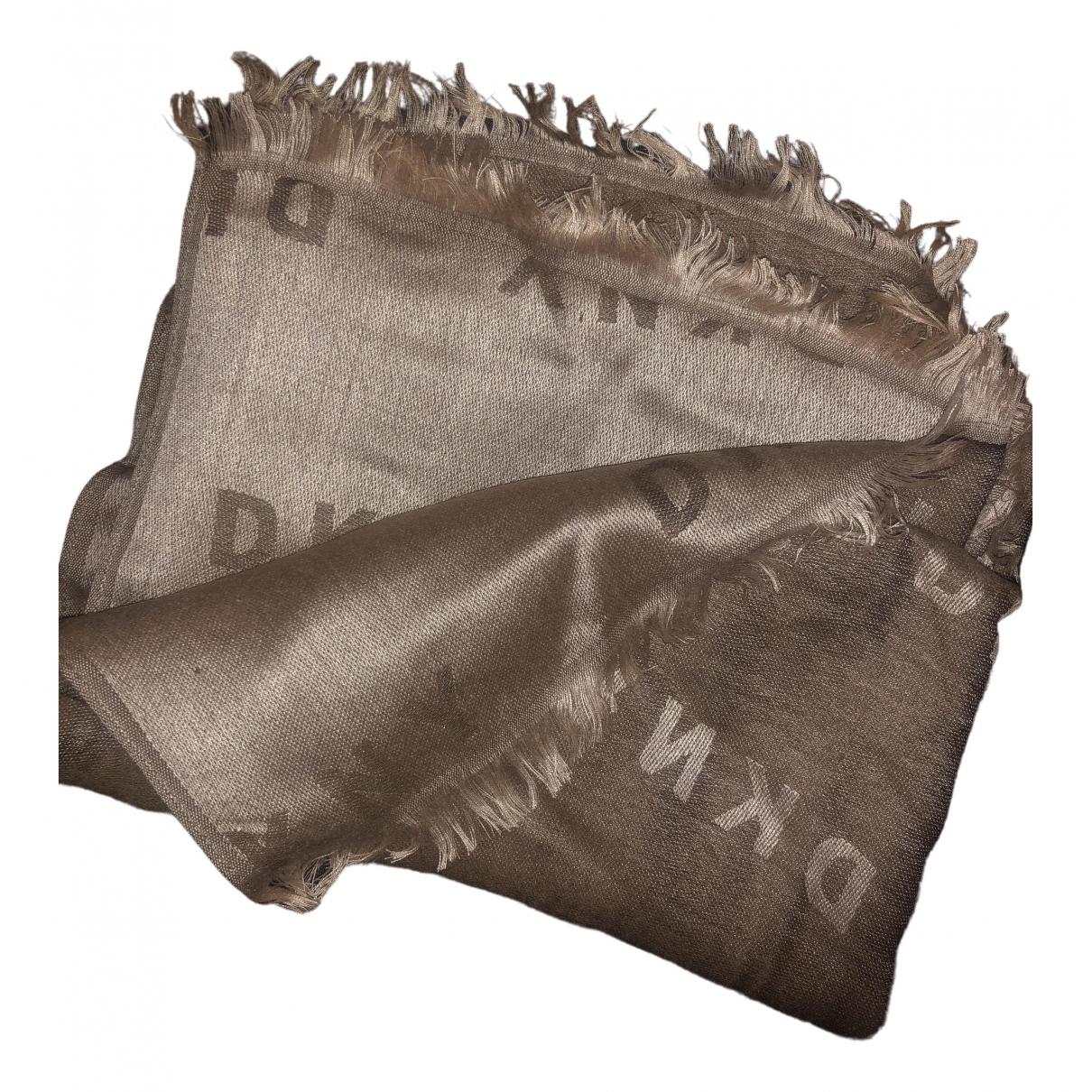 Dkny N Beige scarf for Women N