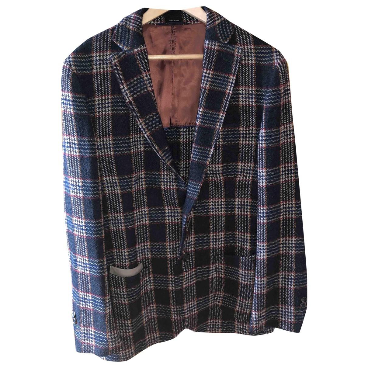 Massimo Dutti - Vestes.Blousons   pour homme en laine