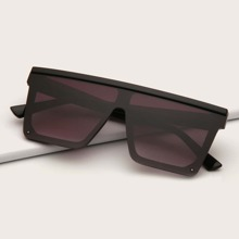 Flache Sonnenbrille