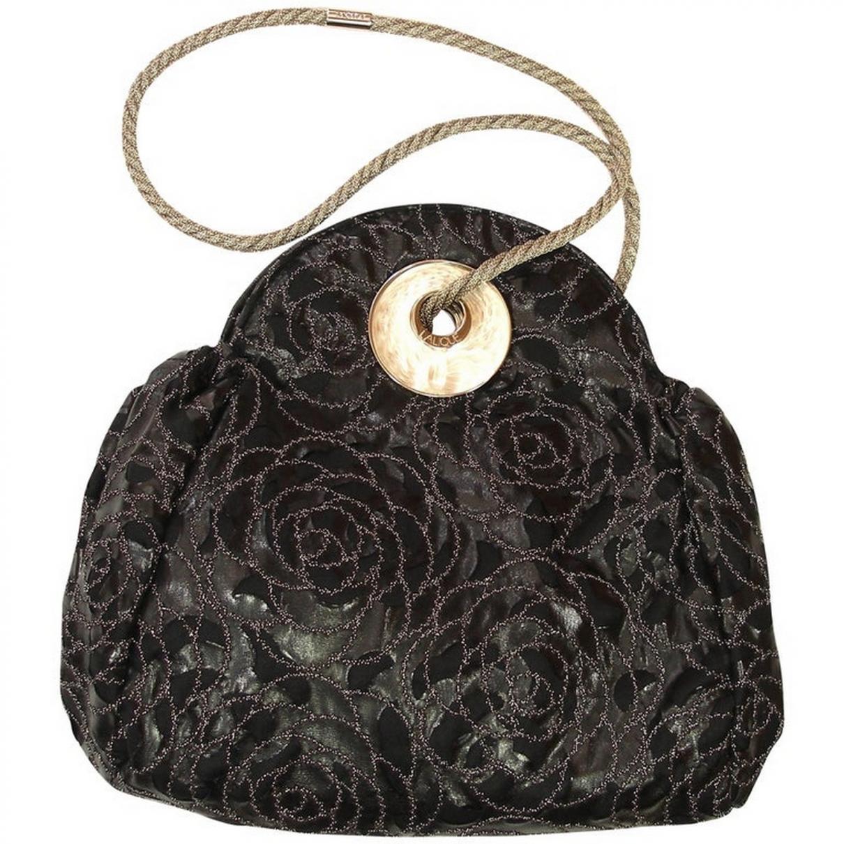 Lalique \N Handtasche in  Schwarz Mit Pailletten