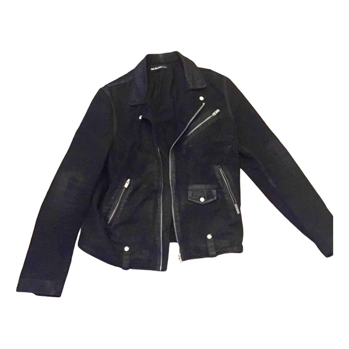 The Kooples \N Black Cotton jacket  for Men L International