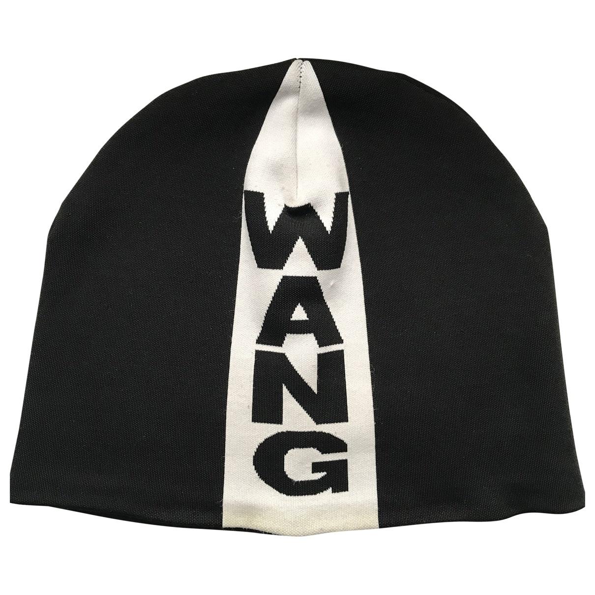 Alexander Wang Pour H&m - Chapeau & Bonnets   pour homme - noir