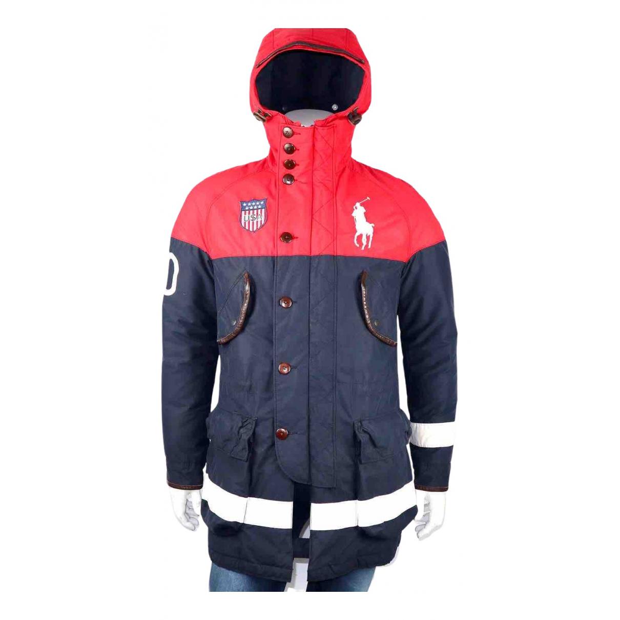 Polo Ralph Lauren - Manteau   pour homme en coton - bleu
