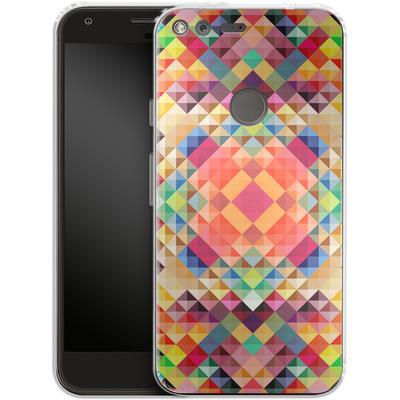 Google Pixel Silikon Handyhuelle - We Color von Danny Ivan