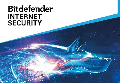 Bitdefender Internet Security 2020 International Key (3 Years / 3 PCs)