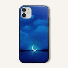 Funda de iphone con cielo estrellado