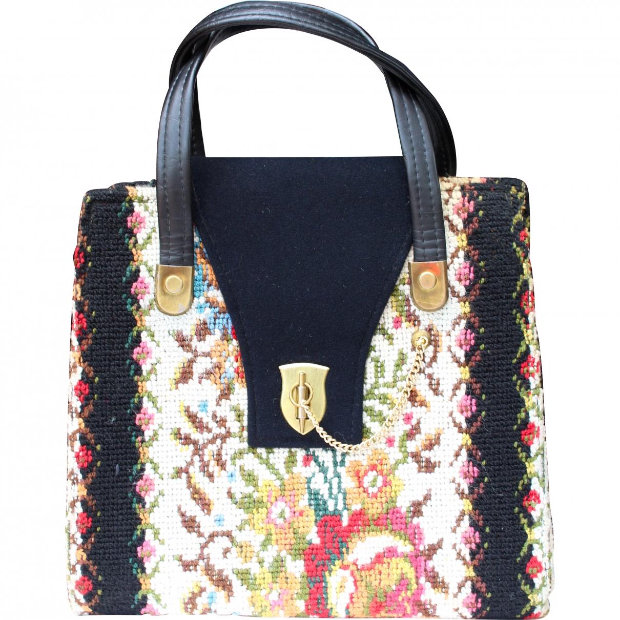 Non Signé / Unsigned \N Multicolour Cotton handbag for Women \N