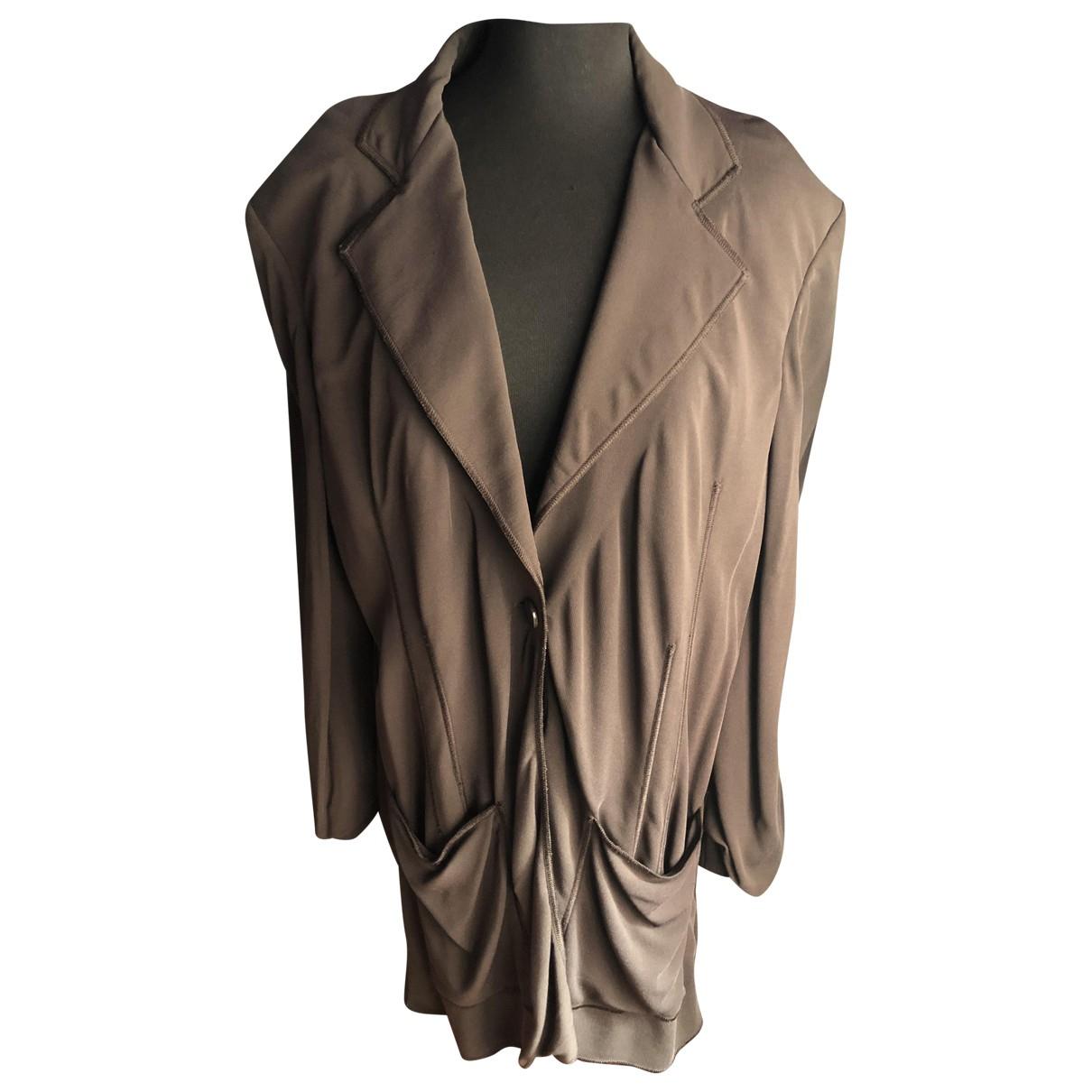 Fendi N Brown jacket for Women 50-52 IT