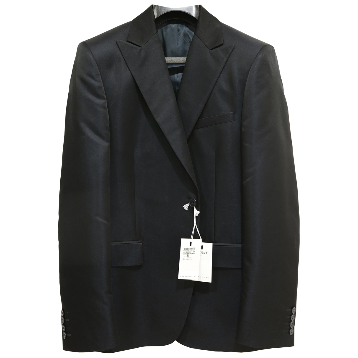 De Fursac \N Black Suits for Men 50 FR