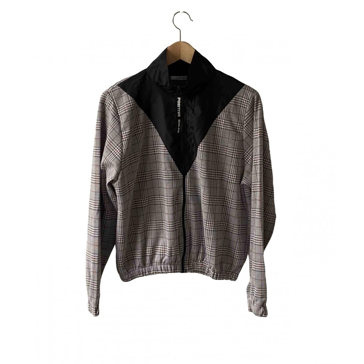 Zara \N Grey jacket for Women M International