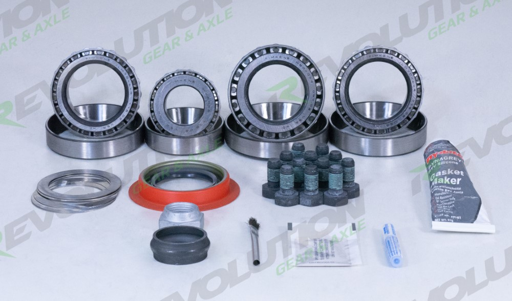 Revolution Gear and Axle 35-2028A Chy 9.25 Inch Master Overhaul Kit 2001-2015 9.25/ZF
