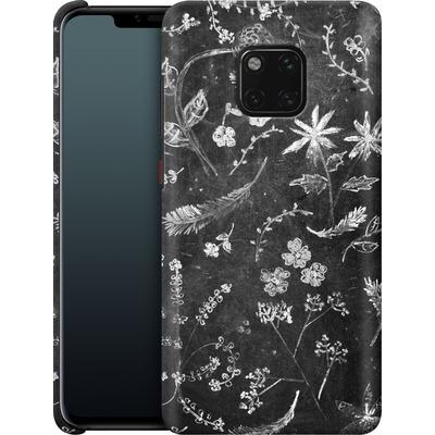 Huawei Mate 20 Pro Smartphone Huelle - Flowers in chalk von ND Tank