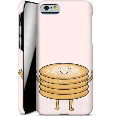Apple iPhone 6s Smartphone Huelle - Pancake-man with Sugar von caseable Designs