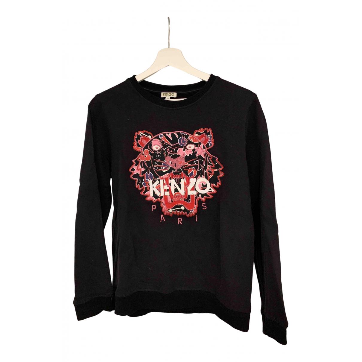 Kenzo \N Black Cotton Knitwear for Women XS International