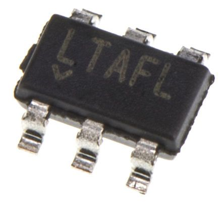 Monolithic Power Systems (MPS) Monolithic Power Systems (MPS) MP62551DJ-LF-P, 1-Channel Load Switch IC, Power Distribution, 1.5A, 2.5 → 5.5V (5)