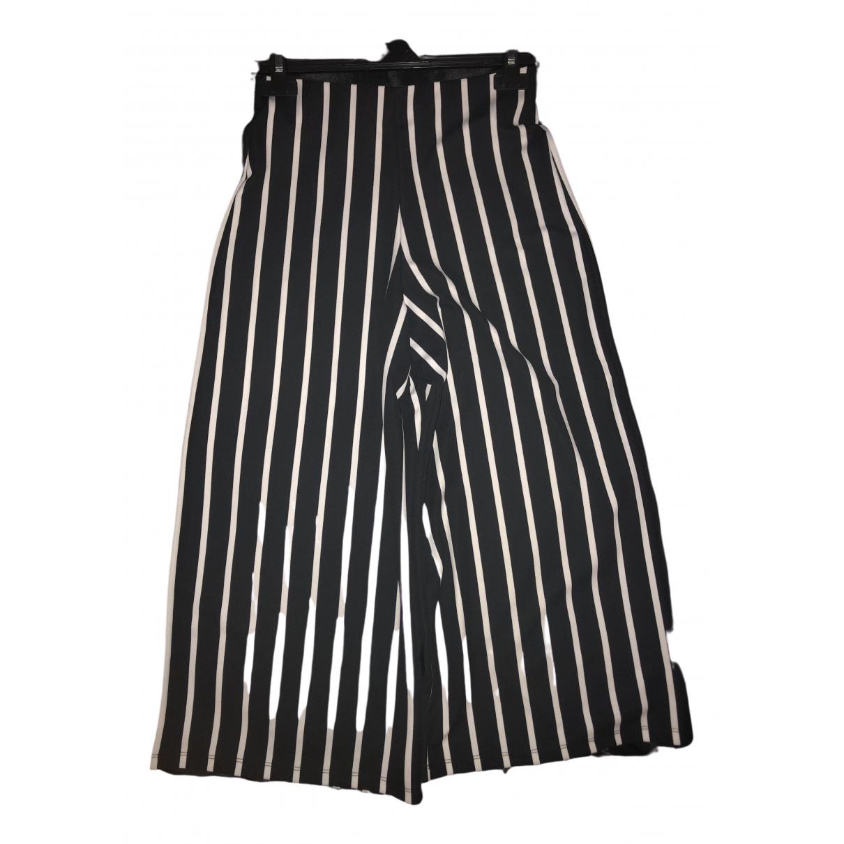 Zara \N White Trousers for Women S International