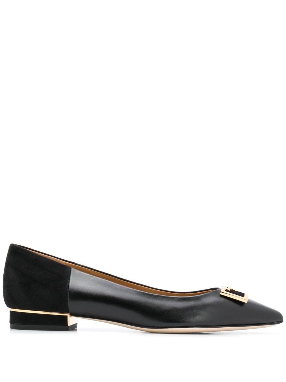 Gigi Leather Ballets