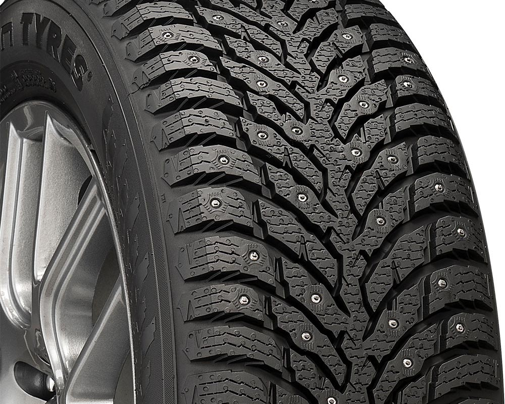 Nokian Tire TS32351 Hakkapeliitta 9 Studded Tire 225/55 R17 101T XL BSW