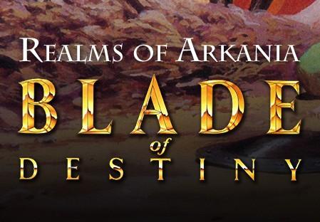 Realms of Arkania 1 - Blade of Destiny Classic Steam CD Key
