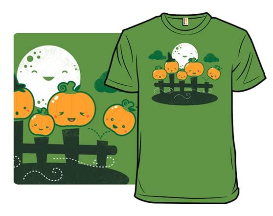 Five Little Pumpkins T Shirt