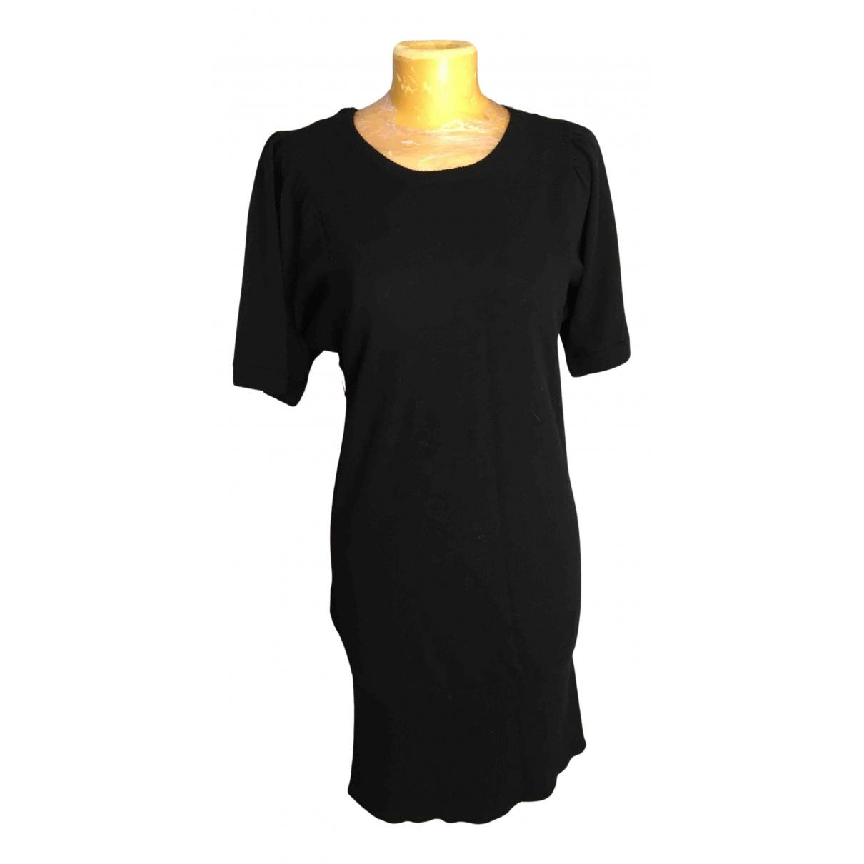 Bimba Y Lola - Robe   pour femme en laine - noir