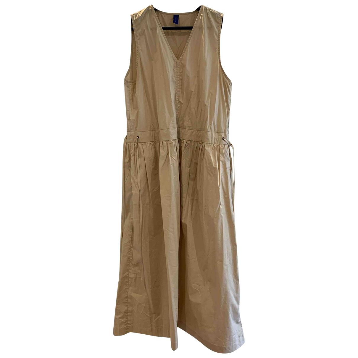 Résumé \N Beige Cotton dress for Women 36 FR