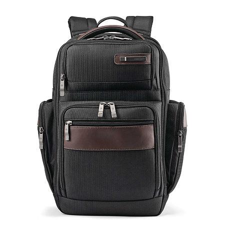 Samsonite Kombi 4 Square Business Backpack, One Size , Black