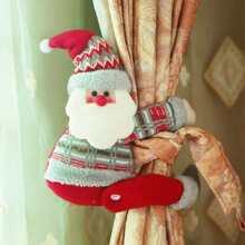 Vorhangschnalle Weihnachtsmann